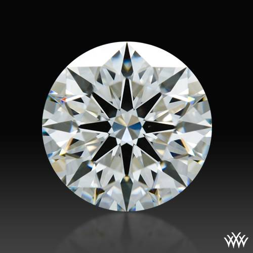1.167 ct G VS2 A CUT ABOVE® Hearts and Arrows Super Ideal Round Cut Loose Diamond