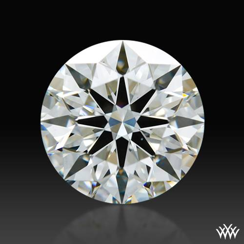 1.035 ct H SI1 A CUT ABOVE® Hearts and Arrows Super Ideal Round Cut Loose Diamond