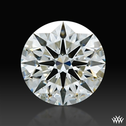 1.098 ct H SI1 Expert Selection Round Cut Loose Diamond