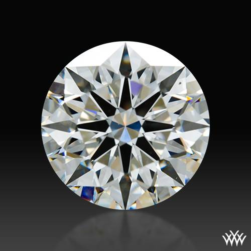 1.215 ct F VS2 A CUT ABOVE® Hearts and Arrows Super Ideal Round Cut Loose Diamond