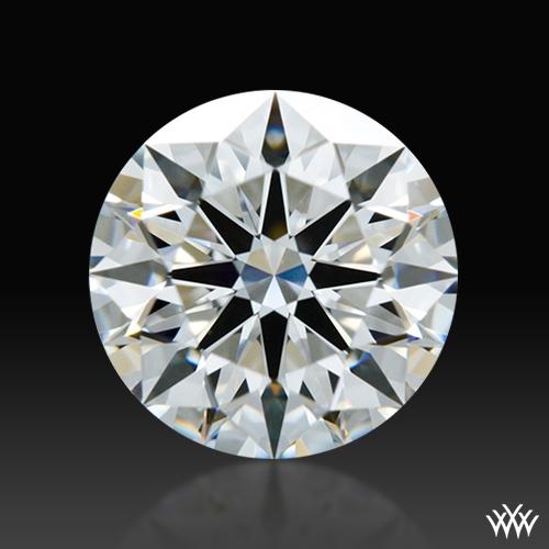 0.91 ct E VVS2 A CUT ABOVE® Hearts and Arrows Super Ideal Round Cut Loose Diamond