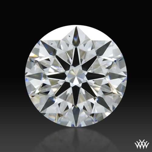 0.518 ct D VS2 A CUT ABOVE® Hearts and Arrows Super Ideal Round Cut Loose Diamond