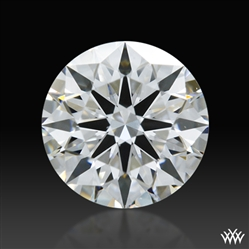 0.51 ct D VS2 A CUT ABOVE® Hearts and Arrows Super Ideal Round Cut Loose Diamond