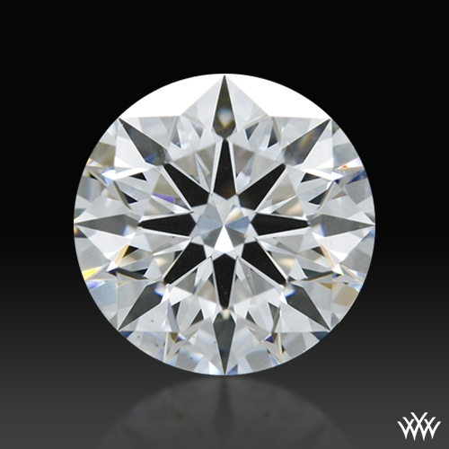 0.80 ct D VS2 A CUT ABOVE® Hearts and Arrows Super Ideal Round Cut Loose Diamond