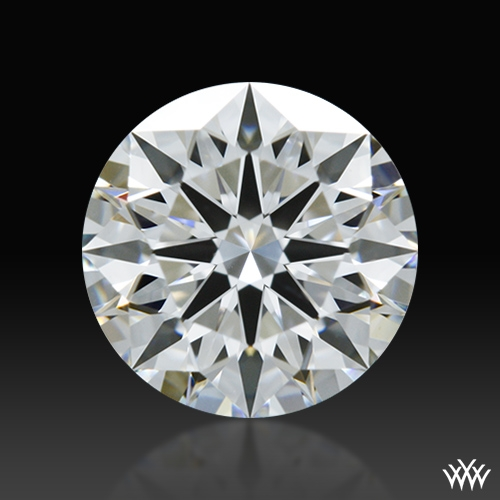 0.821 ct F VS2 A CUT ABOVE® Hearts and Arrows Super Ideal Round Cut Loose Diamond