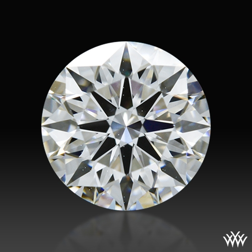 0.863 ct D VS2 A CUT ABOVE® Hearts and Arrows Super Ideal Round Cut Loose Diamond