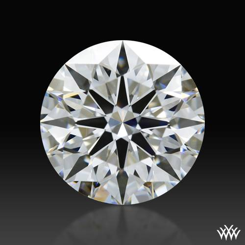 0.753 ct E VVS1 A CUT ABOVE® Hearts and Arrows Super Ideal Round Cut Loose Diamond