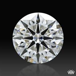 0.753 ct E VVS1 A CUT ABOVE® Hearts and Arrows Super Ideal Round Cut Loose Diamond