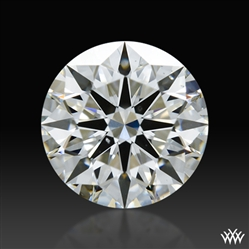 0.828 ct G SI1 A CUT ABOVE® Hearts and Arrows Super Ideal Round Cut Loose Diamond