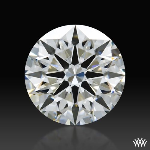0.802 ct I VS1 A CUT ABOVE® Hearts and Arrows Super Ideal Round Cut Loose Diamond