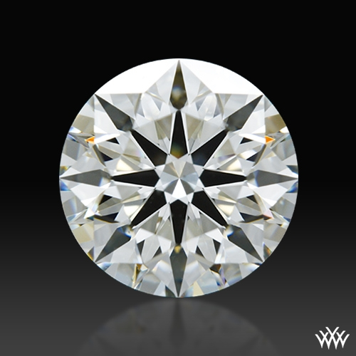 1.705 ct J VS1 A CUT ABOVE® Hearts and Arrows Super Ideal Round Cut Loose Diamond