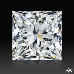 0.685 ct H VS2 A CUT ABOVE® Princess Super Ideal Cut Diamond