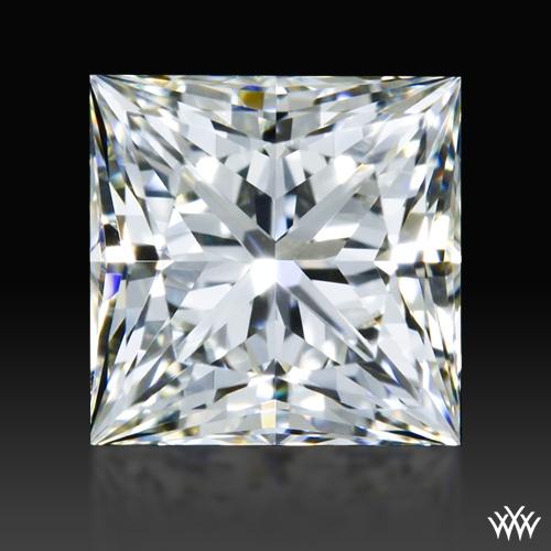 0.618 ct I VVS2 A CUT ABOVE® Princess Super Ideal Cut Diamond