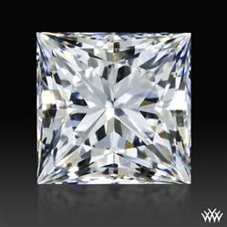 0.692 ct E VS1 A CUT ABOVE® Princess Super Ideal Cut Diamond