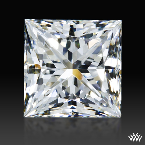 0.807 ct I VS2 A CUT ABOVE® Princess Super Ideal Cut Diamond