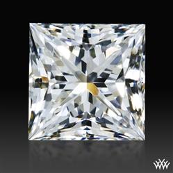 0.807 ct I VS2 A CUT ABOVE® Princess Super Ideal Cut Diamond
