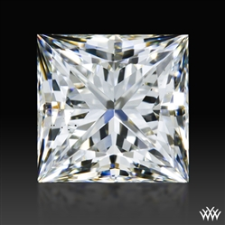 0.617 ct I SI1 A CUT ABOVE® Princess Super Ideal Cut Diamond