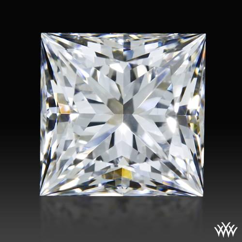 0.607 ct E VVS1 A CUT ABOVE® Princess Super Ideal Cut Diamond