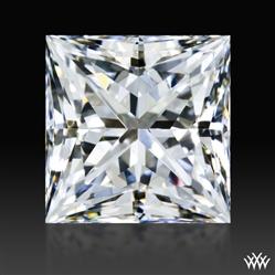 0.628 ct G VS2 A CUT ABOVE® Princess Super Ideal Cut Diamond