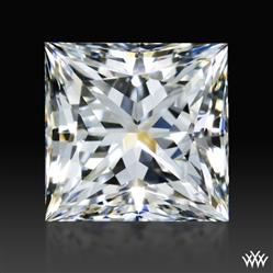 0.63 ct I VVS1 Expert Selection Princess Cut Loose Diamond