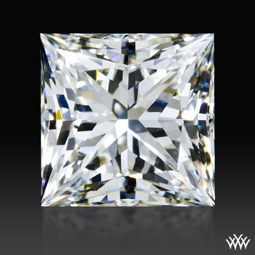 0.82 ct I VS1 A CUT ABOVE® Princess Super Ideal Cut Diamond
