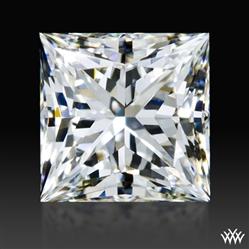 0.82 ct I VS1 A CUT ABOVE® Princess Super Ideal Cut Diamond