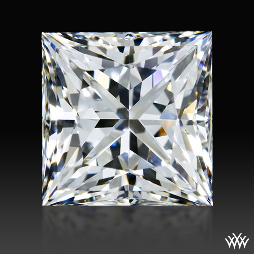 1.17 ct F VS1 A CUT ABOVE® Princess Super Ideal Cut Diamond