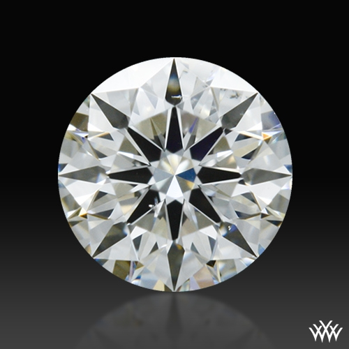 0.32 ct I SI1 A CUT ABOVE® Hearts and Arrows Super Ideal Round Cut Loose Diamond