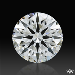 0.407 ct F SI1 Expert Selection Round Cut Loose Diamond