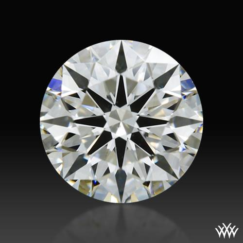 0.455 ct H VS2 A CUT ABOVE® Hearts and Arrows Super Ideal Round Cut Loose Diamond