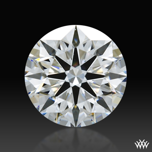 0.818 ct D VS1 A CUT ABOVE® Hearts and Arrows Super Ideal Round Cut Loose Diamond