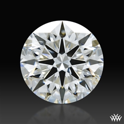 0.718 ct F SI2 A CUT ABOVE® Hearts and Arrows Super Ideal Round Cut Loose Diamond