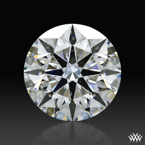 0.818 ct E SI1 Expert Selection Round Cut Loose Diamond
