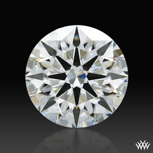 0.70 ct H VS2 A CUT ABOVE® Hearts and Arrows Super Ideal Round Cut Loose Diamond