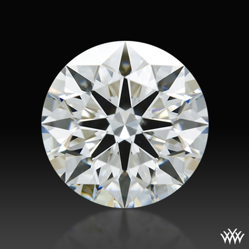 0.832 ct I VS2 A CUT ABOVE® Hearts and Arrows Super Ideal Round Cut Loose Diamond