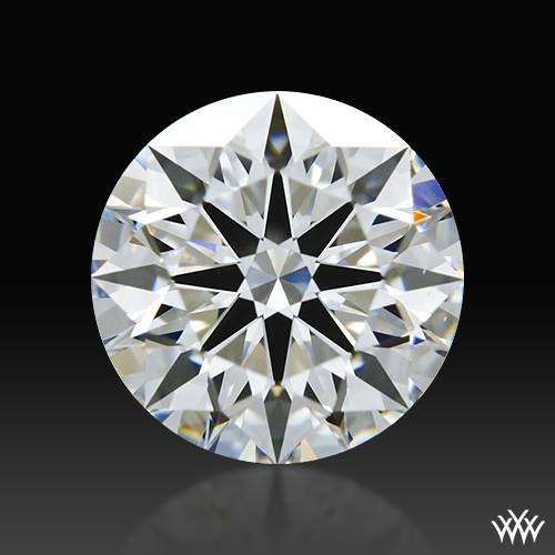 1.146 ct F VS2 A CUT ABOVE® Hearts and Arrows Super Ideal Round Cut Loose Diamond