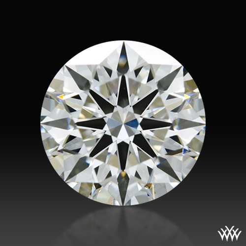 1.03 ct I VS2 A CUT ABOVE® Hearts and Arrows Super Ideal Round Cut Loose Diamond
