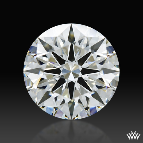 1.33 ct I VS2 A CUT ABOVE® Hearts and Arrows Super Ideal Round Cut Loose Diamond