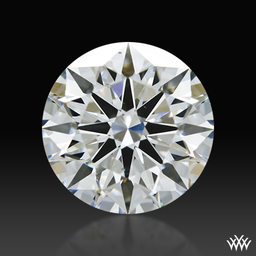 1.28 ct G VS2 A CUT ABOVE® Hearts and Arrows Super Ideal Round Cut Loose Diamond