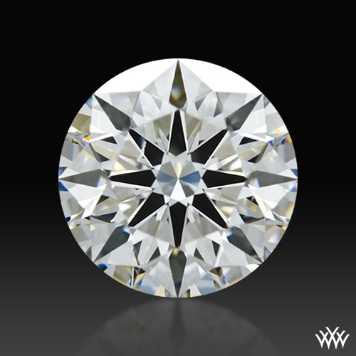 1.512 ct I SI2 A CUT ABOVE® Hearts and Arrows Super Ideal Round Cut Loose Diamond