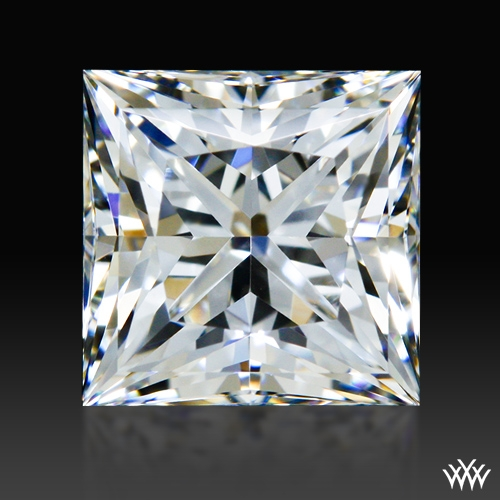 0.923 ct G VVS2 A CUT ABOVE® Princess Super Ideal Cut Diamond