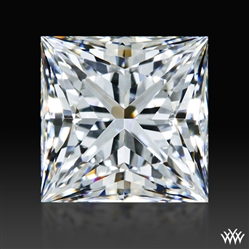 0.984 ct G VS1 A CUT ABOVE® Princess Super Ideal Cut Diamond