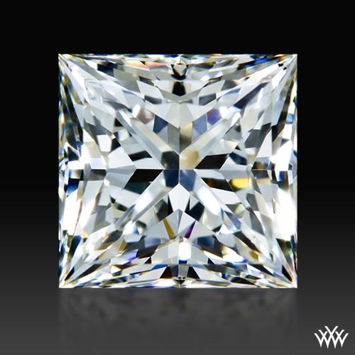 0.911 ct I VS2 A CUT ABOVE® Princess Super Ideal Cut Diamond