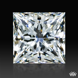 0.618 ct J VS2 A CUT ABOVE® Princess Super Ideal Cut Diamond