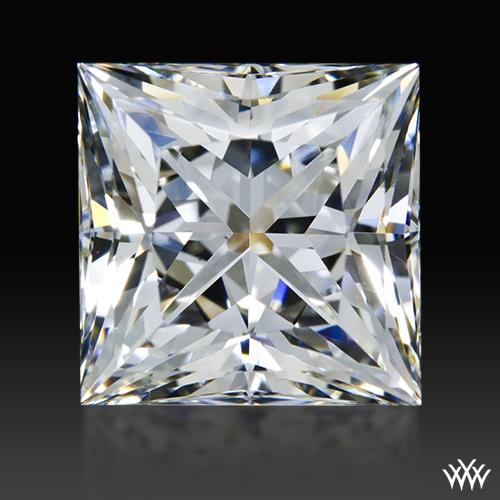 2.048 ct H VS2 A CUT ABOVE® Princess Super Ideal Cut Diamond