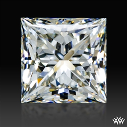 1.217 ct I VS1 A CUT ABOVE® Princess Super Ideal Cut Diamond