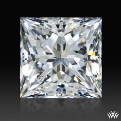 1.296 ct H VVS2 A CUT ABOVE® Princess Super Ideal Cut Diamond