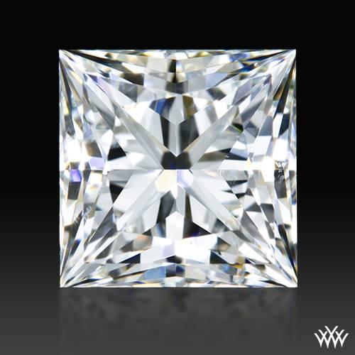 0.894 ct I VS2 A CUT ABOVE® Princess Super Ideal Cut Diamond
