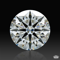 1.138 ct G VS1 A CUT ABOVE® Hearts and Arrows Super Ideal Round Cut Loose Diamond