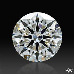 1.094 ct G VS1 A CUT ABOVE® Hearts and Arrows Super Ideal Round Cut Loose Diamond